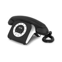 Telefono fijo SPC Retro Elegance Mini Negro