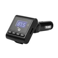 Transmisor FM coche MP3 Sunstech FMT120 Negro
