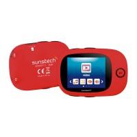 MP4 Sunstech Sporty II 8GBRD Rojo