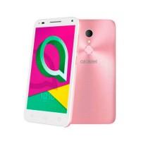 Alcatel U5 3G 4047A Blanco Rosa